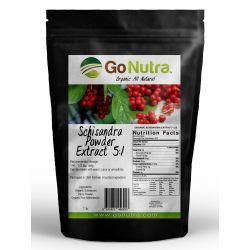 Schisandra Extract 5:1 Powder Organic